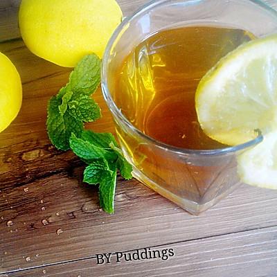 港式柠檬茶-Lemontea