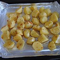 迷迭香辣土豆的做法图解6