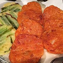 韩式葱饼&泡菜饼