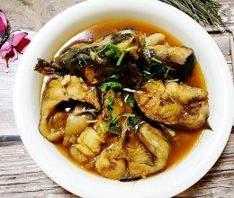 清炖清江鱼,一人吃掉两碗饭的做法