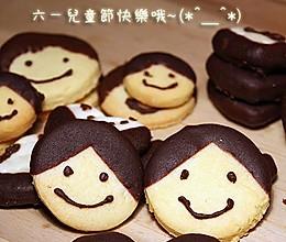 表情饼干的做法