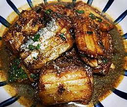 #下饭红烧菜#红烧带鱼的做法