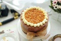 #换着花样吃早餐#丝滑巧克力慕斯蛋糕的做法
