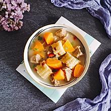 排骨玉米胡萝卜煲