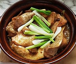 砂锅鱼腩煲的做法