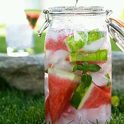 夏季自制饮料大全--好喝又健康