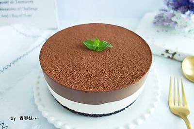 巧克力酸奶慕斯蛋糕