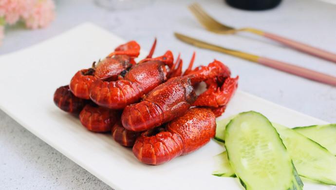 【新品】小龙虾新吃法——红酒烩小龙虾