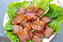 煎五花肉的做法
