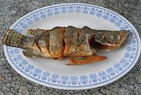奥尔良风味烤鱼的做法