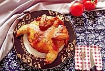 感恩节!来只秘制脆皮烤鸡吧!有烤箱就能做!的做法
