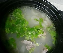 干贝竹笙汤的做法