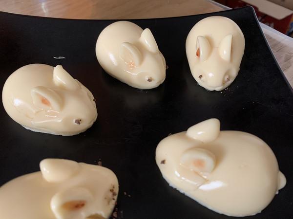 20分钟准备一只小白兔