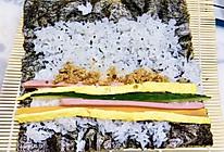 #太太乐鲜鸡汁玩转健康快手菜#寿司(简单版)的做法
