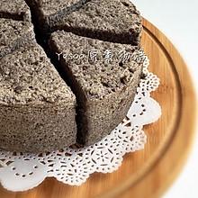 黑米糕紫米糕-超级健康软的糯米松糕