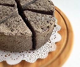 黑米糕紫米糕-超级健康软的糯米松糕的做法
