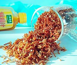 【原味鸡肉松】#太太乐鲜鸡汁中式#的做法
