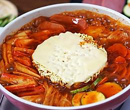 小羽私厨之韩式部队火锅的做法