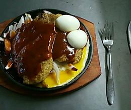 煎鸡胸的做法