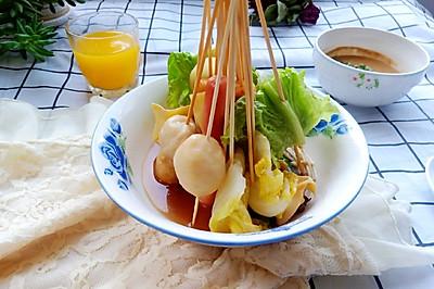 麻酱串串香