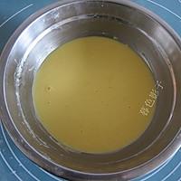 #夏日撩人滋味# 婆婆,常用面粉加鸡蛋搅几下,30分钟出锅的做法图解3
