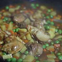 杂蔬菜咖喱鸡焖饭的做法图解7