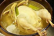 韩式人参鸡汤的做法