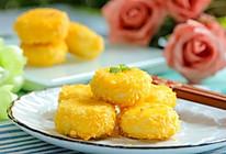 香甜酥软山药饼 宝宝辅食食谱的做法
