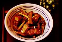 水笋烧肉的做法