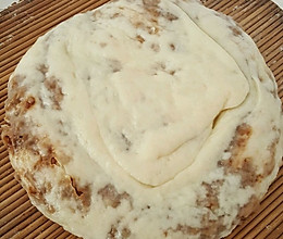 蒸发面肉饼的做法