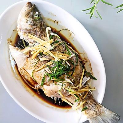 肉质鲜嫩‼️超简单零失败的清蒸鲈鱼②