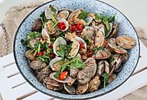 #橄享国民味 热烹更美味#捞汁花蛤的做法