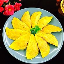 传统鸡蛋饺
