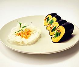 红薯紫菜卷的做法