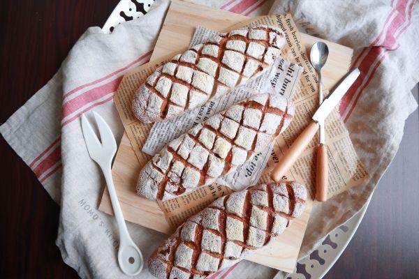 长帝蒸烤箱食谱-核桃红枣乳酪欧包的做法图解16