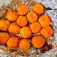 蛋黄豆沙月饼的做法图解5