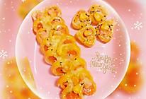 """#美食说出""""新年好""""#全网最美味芝士拉丝手抓饼的做法"""