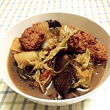 家常炖菜(素食版)