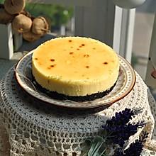 柠檬重乳酪蛋糕