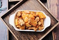 超级下饭菜——土豆烧排骨的做法