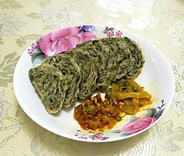 马齿苋菜团子的做法