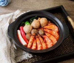 #秋天怎么吃#番茄火锅的做法