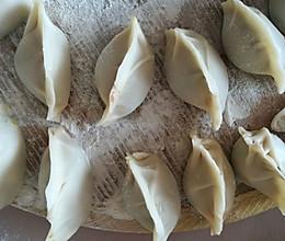 青椒水饺的做法