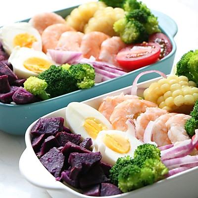 夏日轻食减脂餐,第一餐更新