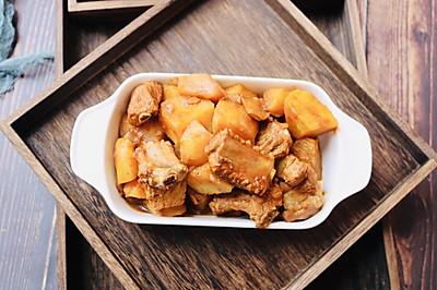 超级下饭菜——土豆烧排骨