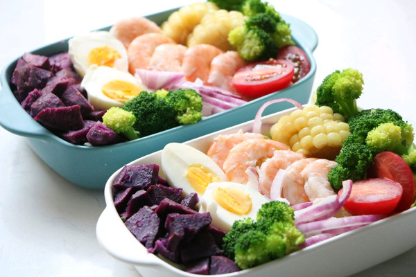 夏日轻食减脂餐,第一餐更新的做法