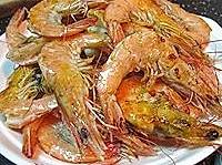 香辣干锅虾的做法图解2