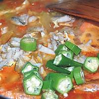 藏红花风味海鲜汤#十二道锋味复刻#的做法图解11