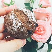 巧克力软欧包