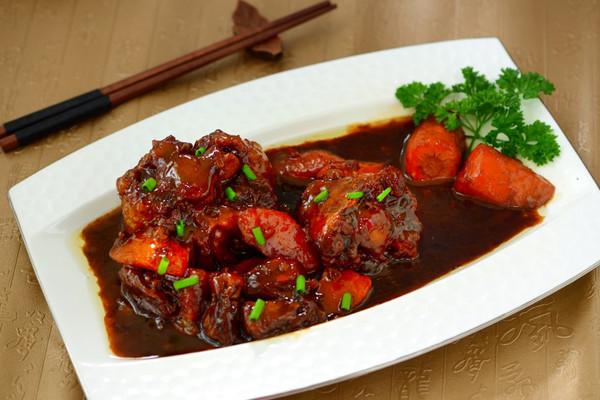 川菜-红烧牛尾(详解教程)的做法